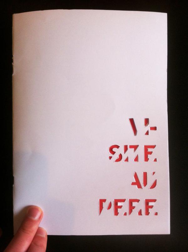 """Récit Graphique """"Visite au Père"""" edition"""